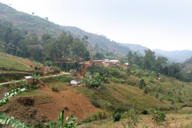 The center of Masango village